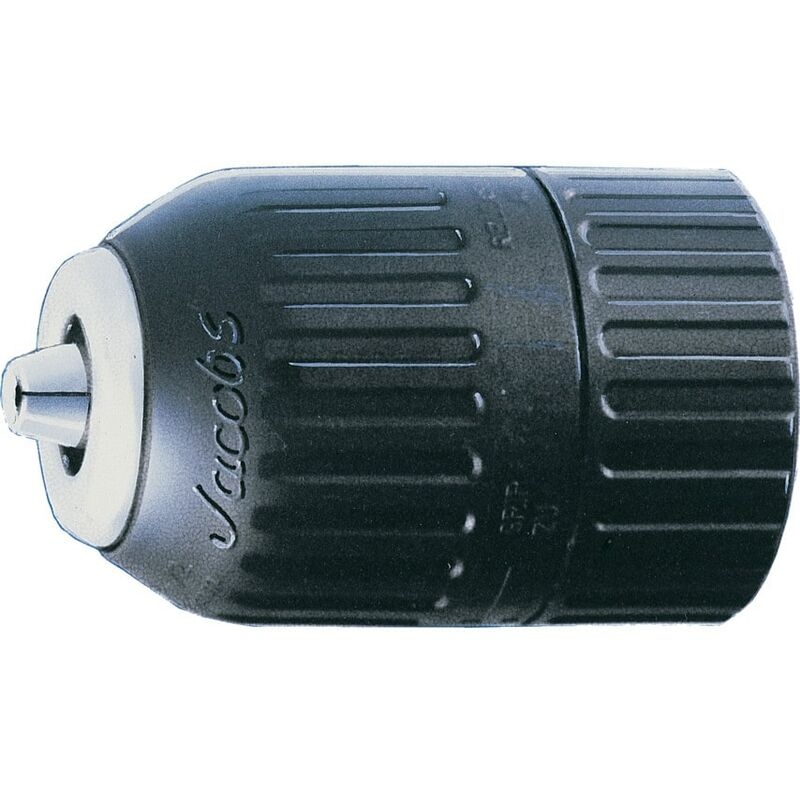 Image of 13HT12H Hand-tite Keyless Chuck - Jacobs