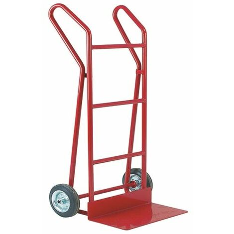 Hand Truck H/Duty Plate Footiron 254mm - SBY05389