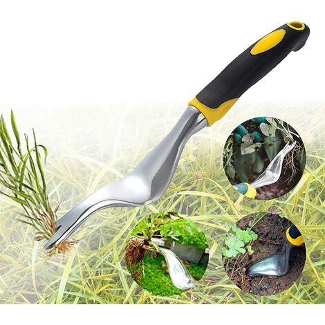 """main image of """"Hand Weed Killer Dandelion Removal Tool Garden Manual Weed Extractor Foldable Weed Extractor Fast and Labor Saving Puller"""""""