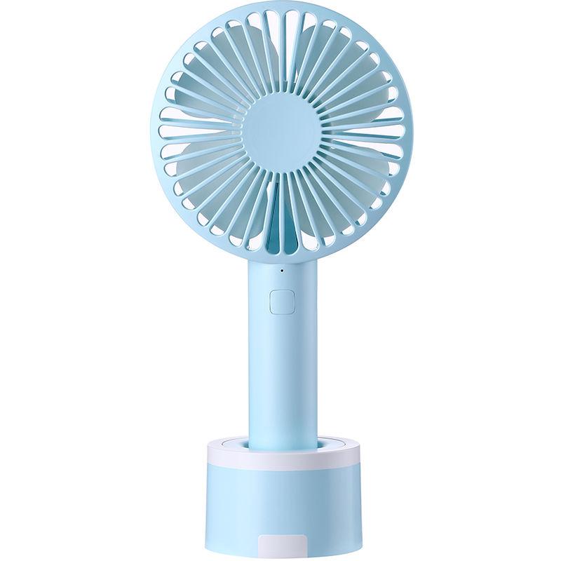 Handheld mini ventilatore ventilatore portatile del dispositivo di raffreddamento silenzioso ventilatore