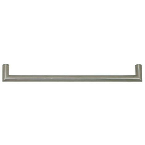 Handle 1005 for solid 304 stainless steel furniture - 480mm - Brushed finish