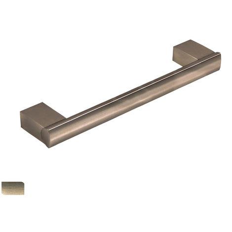 Handle Metal Polished 204Mm Distance Between Screws = 192Mm