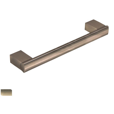 Handle Metal Polished 300Mm Distance Between Screws = 288Mm