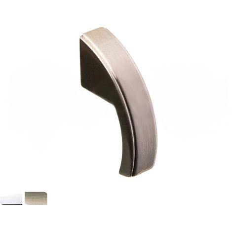 Handle Polished Metal 8X5X34Mm