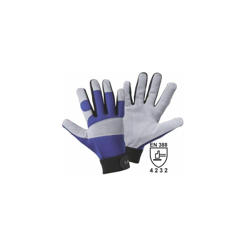 Image of Certeo - Handschuhe UTILITY ISO, gelb, VE 12 Paar, Größe L Arbeitshandschuhe Handschuhe