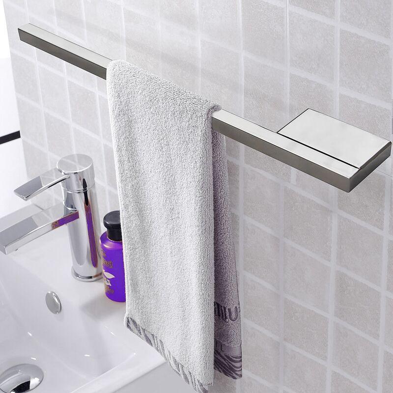 Handtuchhalter Handtuchstange Chrom Bad Handtuchständer