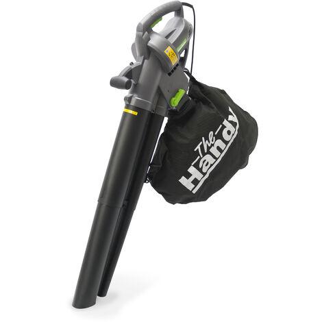 Handy EV2600 Electric 2600w Garden Leaf Blower & Vacuum 167mph 240v