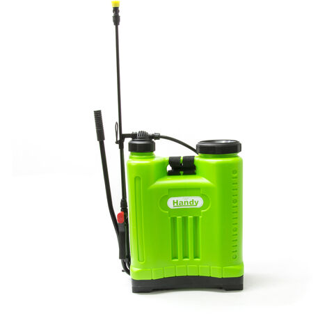 Handy KS16LTR Knapsack Backpack Garden Pressure Sprayer 16 Litre