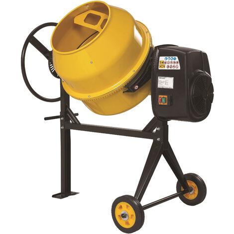 Handy LCHCM H-Frame Electric Drum Cement Mixer Minimix 240v