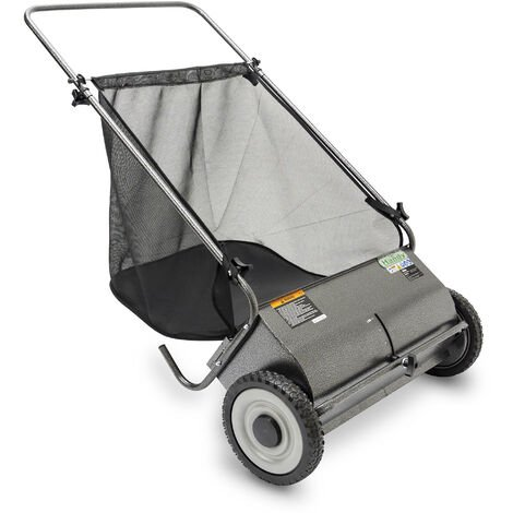 Handy PLS Garden Lawn Push-Type Sweeper 66cm/26in