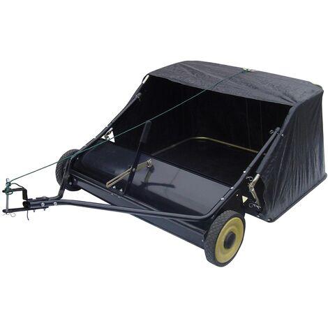 Handy TLS38 Towed Garden Lawn Sweeper