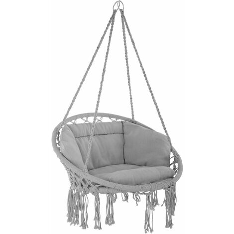 "main image of ""Hanging chair Grazia - garden swing seat, hanging egg chair, garden swing chair"""