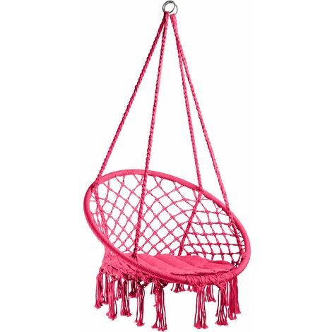 Hanging chair Jane - garden swing seat, hanging egg chair, garden swing chair