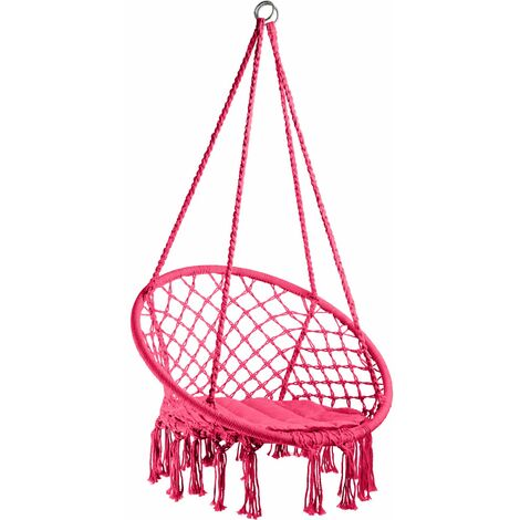 "main image of ""Hanging chair Jane - garden swing seat, hanging egg chair, garden swing chair"""
