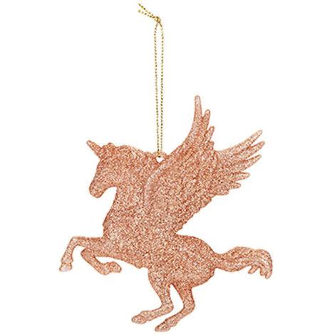Hanging Flying Unicorn Decoration