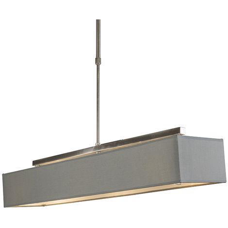 Hanging lamp VT 3 gray