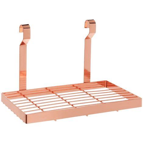 Hanging Storage Rack, Sorello / Rose Gold, Iron