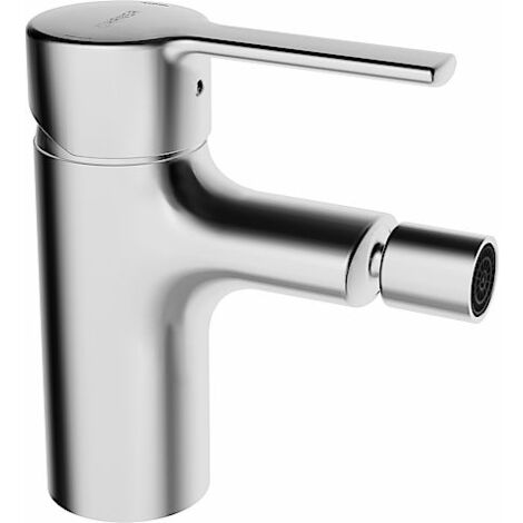 Hansa Hansaronda Mezclador monomando para lavabo 0306, conexión mediante tubos flexibles de presión, cromados - 03063273
