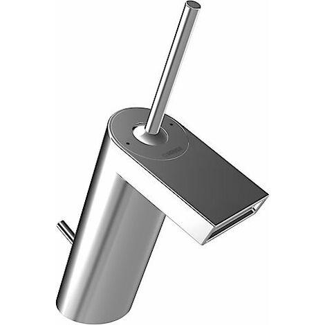 Hansa Hansastela Mezclador de lavabo para calentadores de agua caliente abiertos, con desagüe, cromado - 57131101