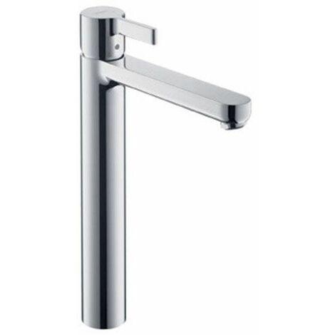 Hansgrohe 31023000 Metris S Mitigeur pour vasque libre bonde non incluse Chromé