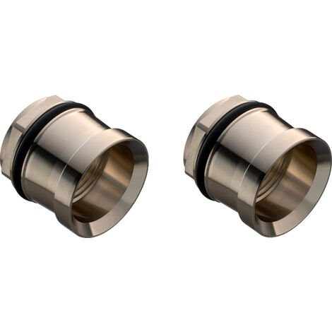 Hansgrohe Accessories - Adapters G 3/4 S-shaped 02,026,000 for renovation
