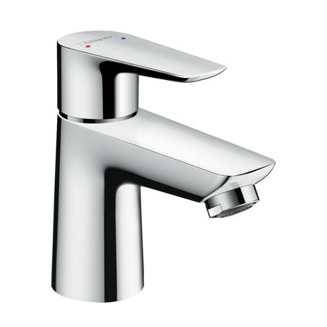 Hansgrohe alis E Single lever basin mixer 80 without waste set (71702000)
