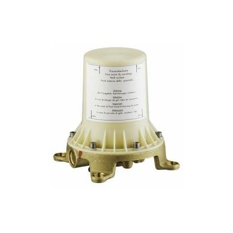 Hansgrohe AXOR basic body para mezclador de baño de pie DN 15 - 10452180