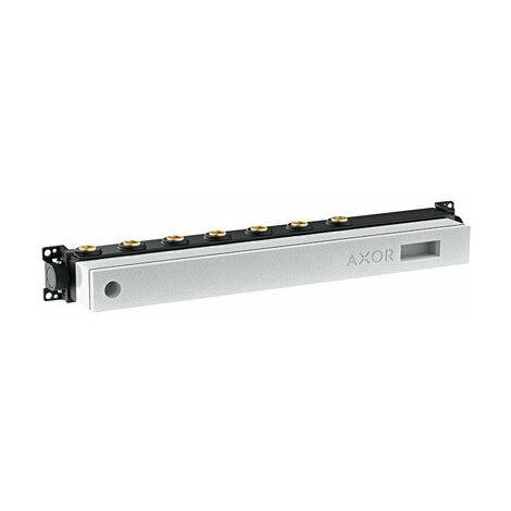 Hansgrohe AXOR basic body para módulo de termostato Select, 5 consumidores - 18313180