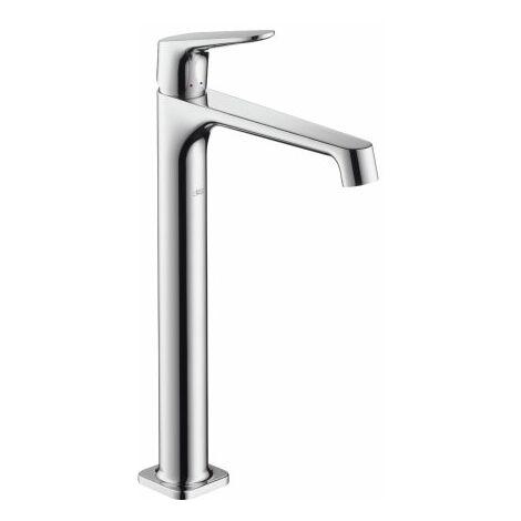 Hansgrohe Axor Citterio M M Mitigeur monocommande de lavabo pour lavabo sans vidage pop-up, Coloris: chrome - 34127000