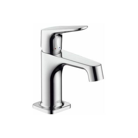 Hansgrohe Axor Citterio M M Mitigeur monocommande de lavabo pour lave-mains, Coloris: chrome - 34016000