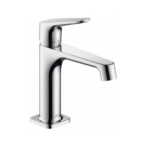 Hansgrohe Axor Citterio M M Mitigeur monocommande de lavabo sans kit de vidange, Coloris: chrome - 34017000