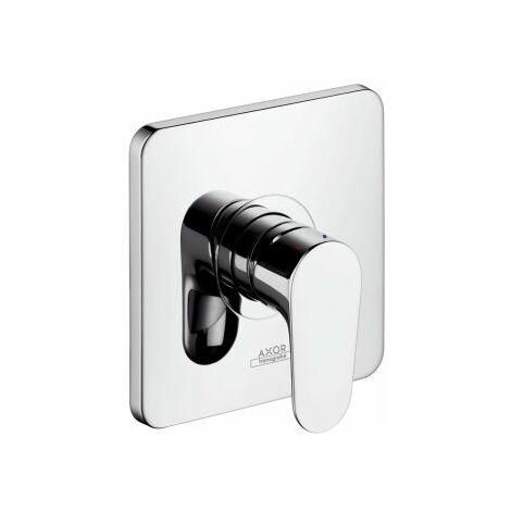 Hansgrohe Axor Citterio M Mezclador monomando de ducha empotrado, color: cromado - 34625000