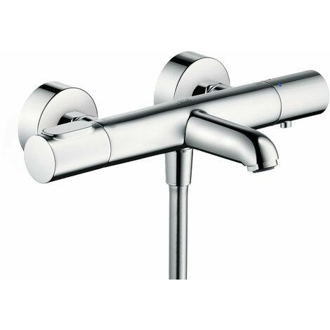 Hansgrohe Axor Citterio M Termostato de baño de superficie, 2 consumidores, color: cromado - 34435000