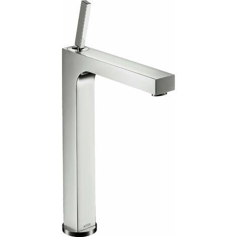 Hansgrohe Axor Citterio Mitigeur monocommande de lavabo pour bacs de lavage, Coloris: chrome - 39020000