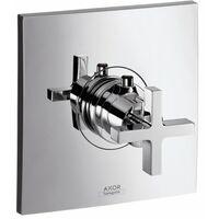 Hansgrohe Axor Citterio Thermostat 59 l/min Thermostat encastré à haut débit, poignée transversale - 39716000