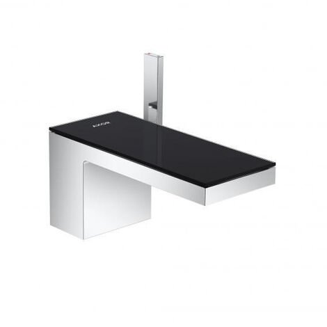 Hansgrohe AXOR MyEdition single-lever basin mixer 70 with push-open pop-up waste