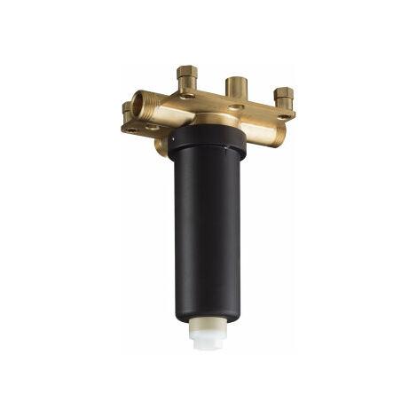 Hansgrohe AXOR Rainmaker Select basic body for overhead showerhead, conexión al techo - 24010180