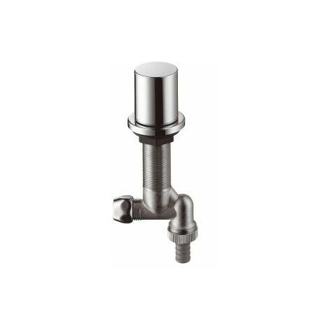 Hansgrohe Axor Robinet d'arrêt pour appareils de cuisine, Coloris: Finition en acier inoxydable - 10823800