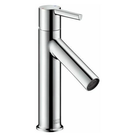 Hansgrohe Axor Starck mitigeur monocommande de lavabo 100 avec poignée sans timon, chromé, Coloris: chrome - 10003000