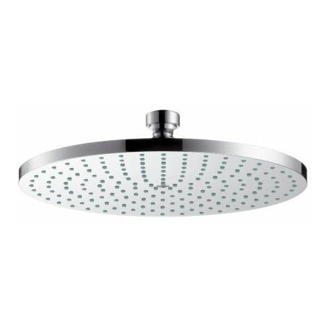 Hansgrohe Axor Starck ShowerSolutions Pommeau de douche à plateau 240 1 jet, Coloris: chrome - 28494000