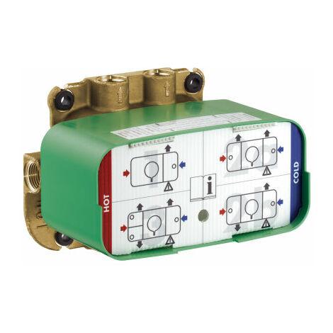 Hansgrohe Axor Starck Un cuerpo básico para módulo de termostato empotrado - 45710180