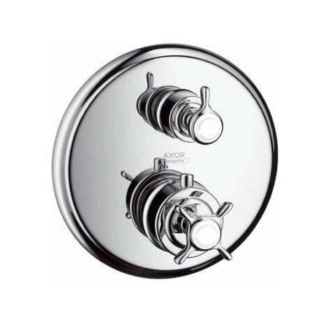Hansgrohe Axor Thermostat Montreux encastré avec vanne d'arrêt ou vanne de commutation - 16820000
