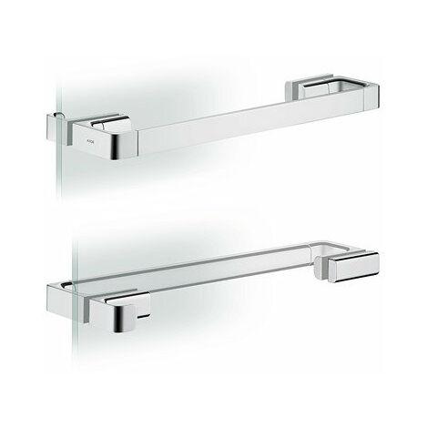Hansgrohe AXOR Universal Accesorios para puertas de ducha 444 mm, color: cromado - 42837000
