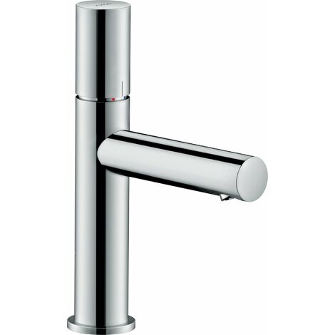 Hansgrohe AXOR Uno mitigeur monocommande de lavabo 110, Zerogriff, sans garniture de vidage, saillie 123mm, Coloris: chrome - 45002000