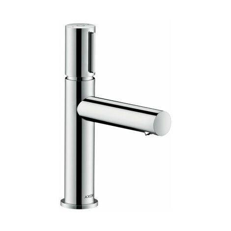 Hansgrohe AXOR Uno Select Mélangeur de lavabo 110, sans vidage escamotable, saillie 123mm, Coloris: chrome - 45012000