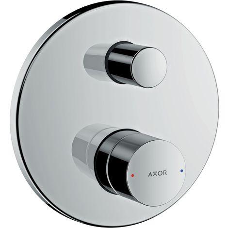 Hansgrohe AXOR Uno Single lever bath mixer flush-mounted, Zerogriff