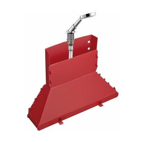 Hansgrohe basic body Juego de bañera Secuflex con ducha manual, color: cromado - 19418000
