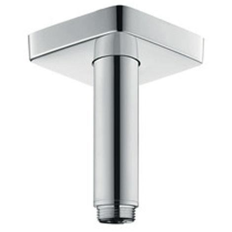 """Hansgrohe Bras de douche E 100 mm plafond M 1/2"""" (27467000)"""