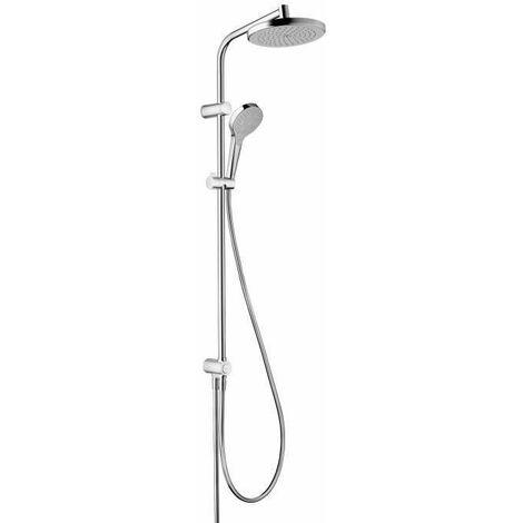 HANSGROHE Colonne de douche sans robinet MySelect S - Pour Baignoire