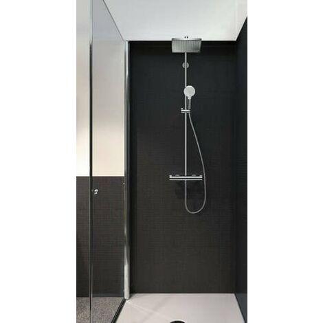 Hansgrohe Colonne de douche Showerpipe Crometta E 240 1jet EcoSmart (27281000)